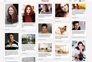 Amanda Martin's Pinterest board for Pictures of Love