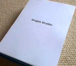 Without self-publishing, Dragon Wraiths would still be this