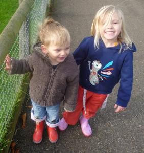 Happy Smiley Children