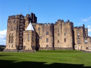 Alnwick Castle. Photo by Aminimanda on Flickr