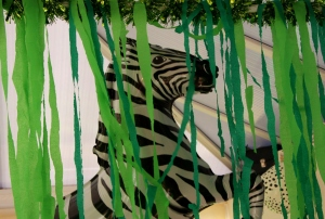 The Jungle Party was a success