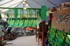 The Jungle Party Room