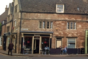 Beans Coffee Shop, Oundle