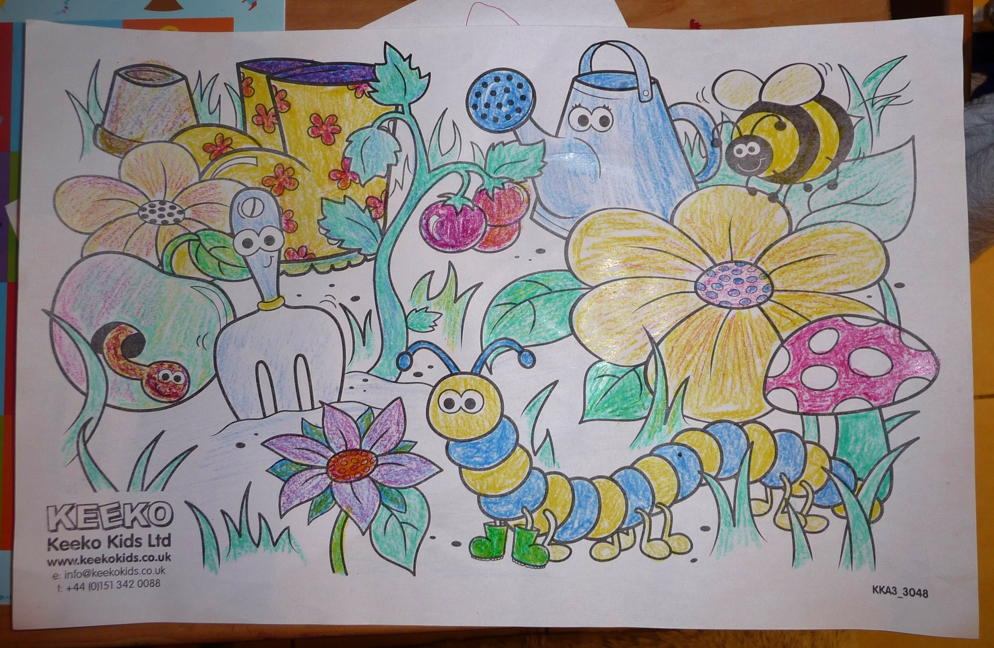 Cheeky Monkees and Colouring Competitions: 2013 365 Challenge #55 ...