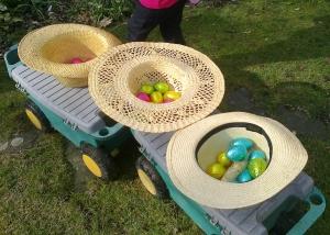 The Easter Egg Haul