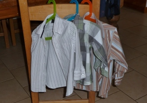 Toddler Shirts: Fiddly to Iron