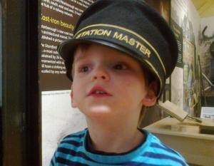 Station Master Aaron
