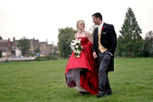 Our unconventional wedding in Stamford