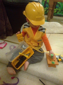 I'd rather my son was a builder