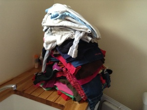 If my children go to a private school will I have to learn to iron?