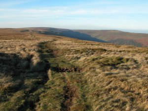 Offa's Dyke Path, Hatterall Ridge by Philip Halling