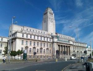 Parkinson Building, University of Leeds by David Martin (no relation)