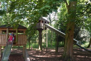 The awesome adventure playground at Belton House