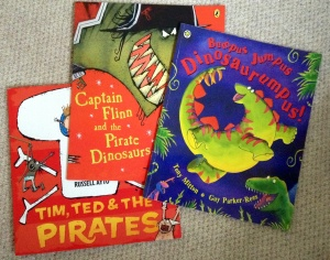 Why my first attempt at a children's novel is about pirates!