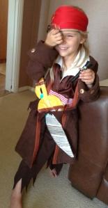Yo Ho Ho Pirate Daughter
