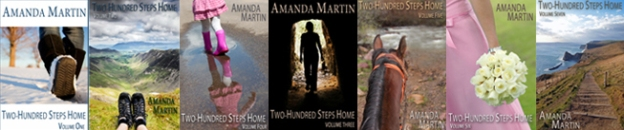 The first seven volumes of Two-Hundred Steps Home