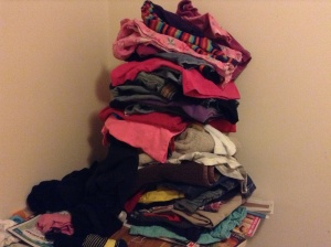 Laundry Mountain