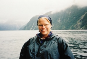 Today's Claire post is about the beautiful Milford Sound