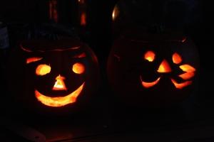 Pumpkins 1& 2