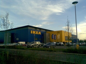 Ikea, Milton Keynes - photo by Ian Paterson