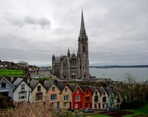 Cobh Cathedral West Side by Bjørn Christian Tørrissen
