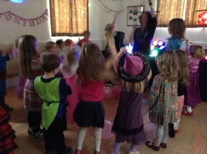 Kids' Discos - not for the faint of heart