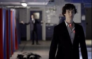 Sherlock Series 1 Finale
