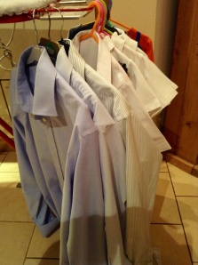 Ironing done. Check.