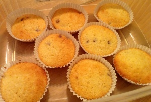 Flat Fairy Cakes
