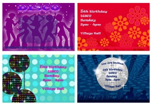 Designing Party Invites