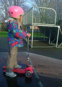 Braving her own Mt Everest