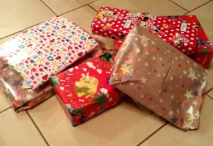 Seven gifts for the next three weeks!