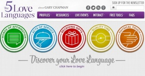 Do you know your characters' love languages?