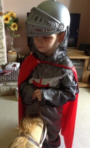 My poorly knight