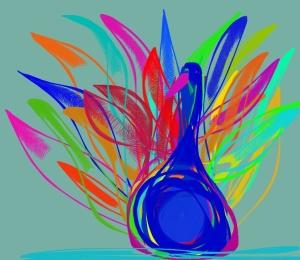 Doodle Firebird