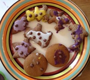 Son's cookies