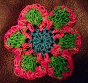Loomband Flower