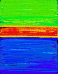 Neon Rothko