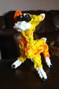 Loomband Giraffe
