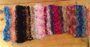 (Wo)man Knitting
