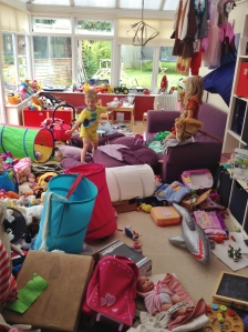 More Playroom Mayhem