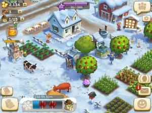 My son's (my!) farm