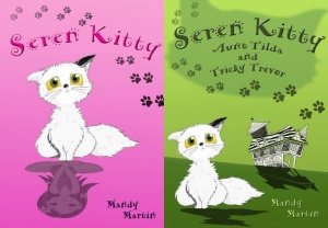 Seren Kitty books one and two
