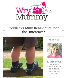 The Wry Mummy article