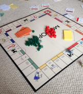 Monopoly abandoned when crying started
